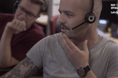 Video: Slavenības atbild uz Dziesmu svētku uzziņu zvaniem