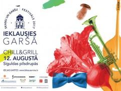 Skaņu un garšu festivāls 2017  aicina  uz Grila dārza svētkiem Siguldā