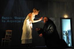 """Kirils Serebreņņikovs Nacionālajā teātrī iestudējis """"Raiņa sapņus"""""""