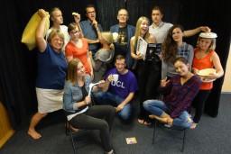 Dramaturgu teātra 16. studija vēl uzņem dalībniekus