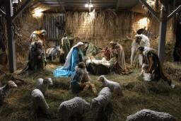 Daugavpilī apskatāma Latgalē vienīgā ārā Bētleme