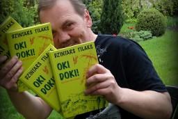 OKI DOKI – lieliska bērnības piedzīvojumu grāmata