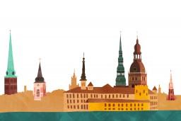 """Dailes teātris un Latvijas Nacionālā bibliotēka aicina bērnus uz radošo darbnīcu """"Silueti"""""""