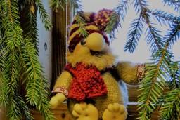 5. decembrī folkloras centrā Namīns Rūķu pasaku vakars