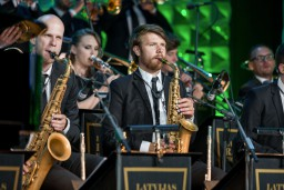 Latvijas Radio bigbends līgos džeza festivālā Vācijā