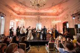 25. Starptautiskais Senās mūzikas festivāls noslēgsies Rundāles pilī