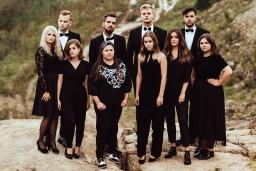 """Vokālā grupa INSOMNIA aicina uz koncertu """"Insomnia. Sākums"""""""