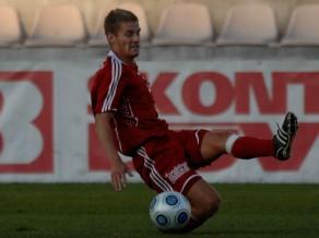 """Hščanovičs parakstījis līgumu ar MLS klubu """"Toronto FC"""""""