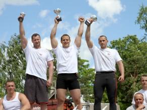 Par Latvijas čempionu amatieru klasē kļūst Imants Sokolovs
