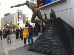 Basketbola svētdiena Losandželosā