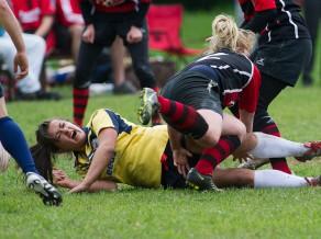 Latvijas sieviešu regbija 7 izlase Eiropas čempionātā ierindojas 7. vietā