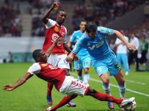 """Kādreiz varenā """"Reims"""" atgriežas ar zaudējumu pret Marseļas """"Olympique"""""""