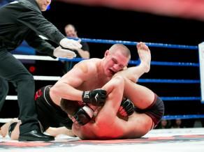 MMA cīkstonis Edgars Skrīvers Ķīnā piedzīvo zaudējumu