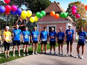 """""""Valmieras maratonā"""" būs pieejami tempa turētāji"""