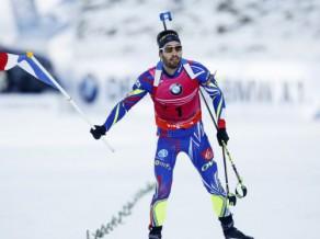 Furkads triumfē Oberhofas sprintā, J.Bē ar divām kļūdām tiek trijniekā