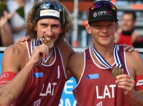 Eiropas čempionāts Jūrmalā notiks augusta otrajā pusē