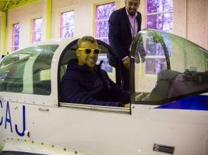 Aviācijas sfērā strādājošs uzņēmums kļūst par Brieža atbalstītāju