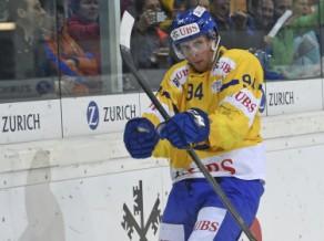 """Minskas """"Dinamo"""" iemet mazākumā, zaudē Davosai, tomēr uzvar grupā"""