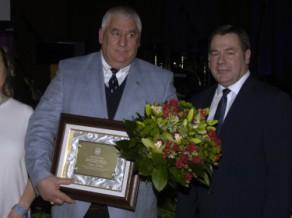 Latvijas Jātnieku federācija pasniedz gada balvas