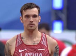 Augstlēcējam Vanagam 16. vieta EČ, sprintere Bukša 27.