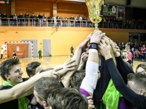 """""""Valmiera Glass/Vidzemes Augstskola"""" kļūst par LTFA 1. līgas čempioniem"""