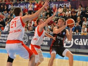 Freimaņa komanda kapitulē Parīzē un izstājas no FIBA kausa