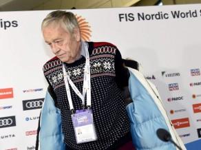 FIS prezidents atvainojas par Krievijas diskvalifikācijas salīdzināšanu ar holokaustu