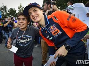 Jonass Argentīnā MX2 klasē izcīna otro uzvaru sezonā
