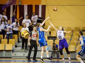 """Baško-Melnbārdei pietrūkst divas piespēles līdz """"triple-double"""""""