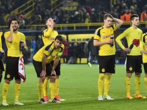 """""""Borussia"""" treneris: """"Ļāvām katram pašam izvēlēties, vai vēlas spēlēt"""""""