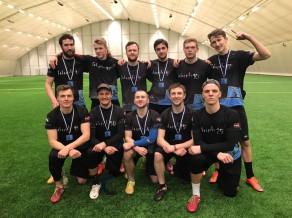 Latvijas komandām zelts Igaunijā