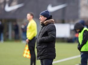 """""""Jelgavas"""" treneru štābam pievienojies bijušais RFS treneris Kaļiņins"""