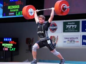 Svarcēlājam Mežinskim 13. vieta junioru pasaules čempionātā