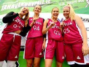 Sestdien Rīgā Latvijas U18 izlases startēs Eiropas 3x3 basketbola kausa kvalifikācijā