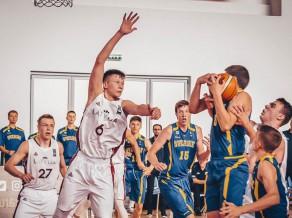 U16 izlasei zviedru uzvarēšanai pietiek ar 58 punktiem