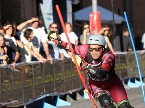 Latvijas čempionāts skrituļslalomā jau šovakar Siguldā