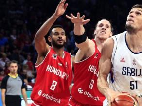 Serbija tiek galā ar Ungārijas pretestību un iekļūst 1/4 finālā
