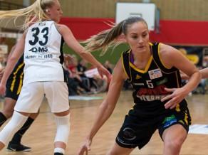 Latvijas 3x3 basketbolistēm uzvara un zaudējums EK kvalifikācijas pirmajā dienā