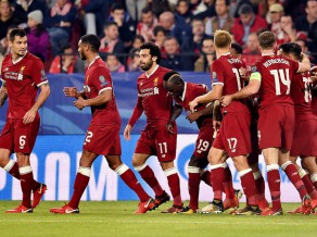 """Liverpūles kvartets iznīcina """"Spartak"""", slovēņi pārsteidz """"Sevilla"""""""