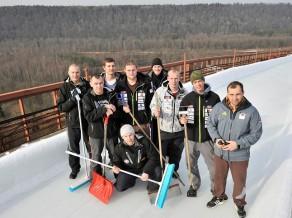 Viedoklis: Olimpiskās spēles Siguldā? Tikai par zviedru un IOC naudu