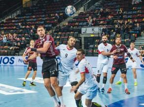 Krištopāns pēdējās sekundēs Latvijai izrauj uzvaru pār Izraēlu
