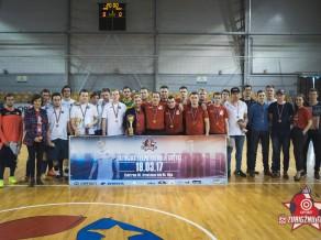 Piektdien tiks aizvadīta Latvijas XXVIII Universiādes telpu futbolā izloze