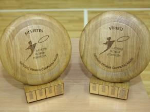 Valmierā noskaidros Latvijas čempionus telpu frisbijā