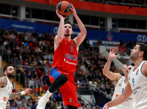VEF savā laukumā uzņems Eirolīgas līdervienību Maskavas CSKA