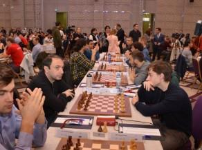 Šahists Kantāns ar divām uzvarām sācis Eiropas čempionātu