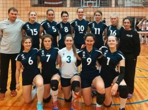 """Daugavpils """"miLATss"""" vēlreiz uzvar pērnās čempiones un izcīna Latvijas čempionāta bronzu"""