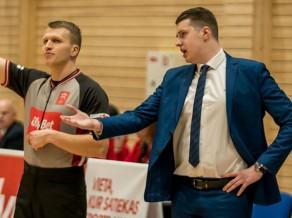 Latvijas U-16 basketbola izlases svin uzvaras Baltijas kausa izcīņas spēlēs
