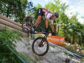 Pētersons, Blūms un Žibasa Itālijā aizvada Pasaules kausa posmu kalnu riteņbraukšanā