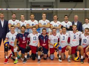 Latvijas volejbolisti Sudraba līgas pusfinālā cīnīsies pret Baltkrieviju
