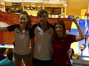 Kokneses vidusskolas puišiem 11. vieta pasaules skolu čempionātā volejbolā